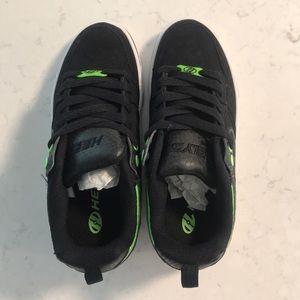 Brand new black Heelys